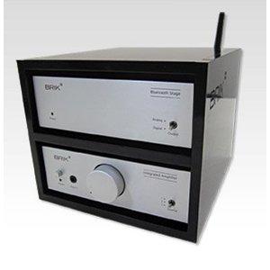 BRIK Acrylic Shelf for 2 modules (Zwart)