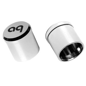 AudioQuest XLR Input Noise-Stopper Caps (2 Stuks)