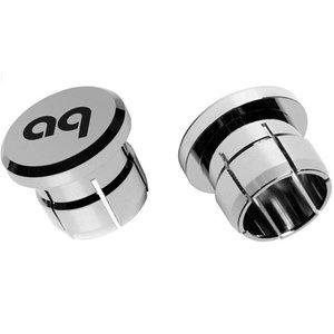 AudioQuest XLR Output Noise-Stopper Caps (2 Stück)