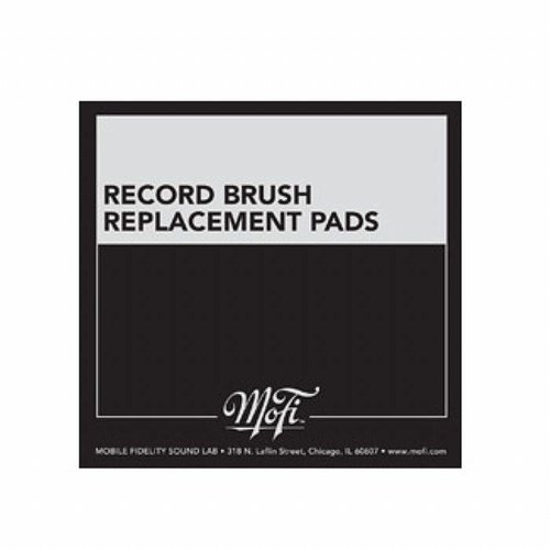 MFSL Record Brush, replacement pads