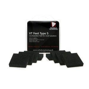 Valhalla Technology Speaker VT feet type 5 (8 Pieces)