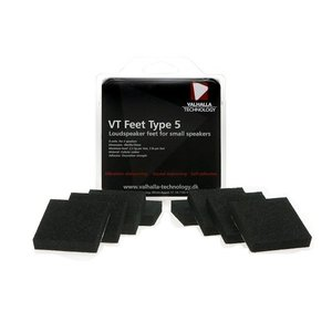 Valhalla Technology Speaker VT feet type 5 (8 Stuks)
