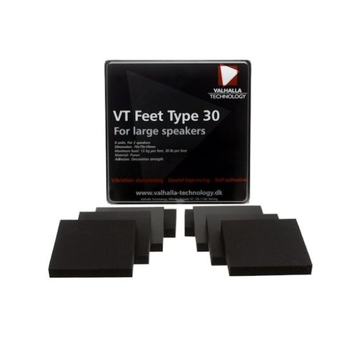 Valhalla Technology Speaker VT feet type 30 (8 Stück)