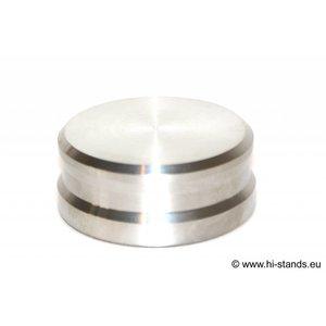 Tonar weight, for vinyl 760 Gram (silver)