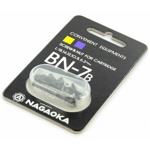 Nagaoka BN-7B Schwarz