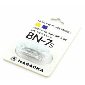 Nagaoka BN-7S Silver