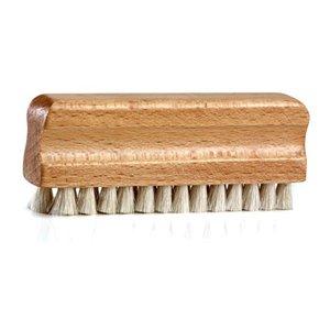 Okki Nokki Plates goat hair brush wood
