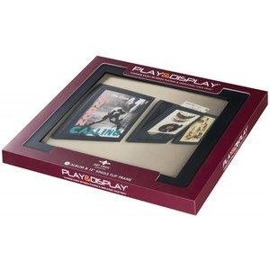 Art Vinyl 1 x Play & Display - Black