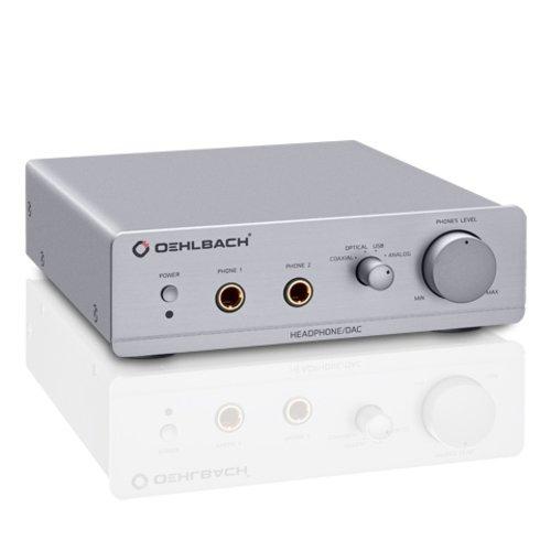 Oehlbach XXL Ultra-DAC Silber