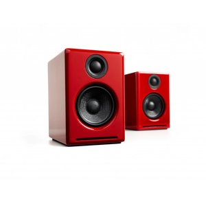 AudioEngine A2 + (Red)