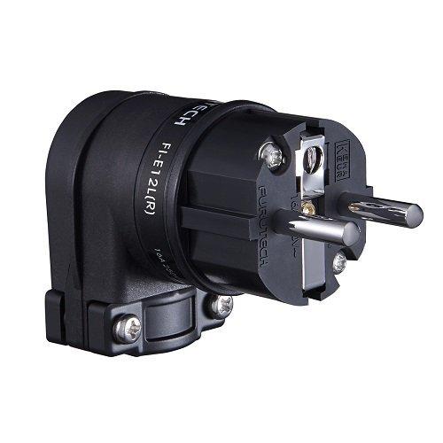 Furutech FI-12L (Rhodium) Schuko Plug