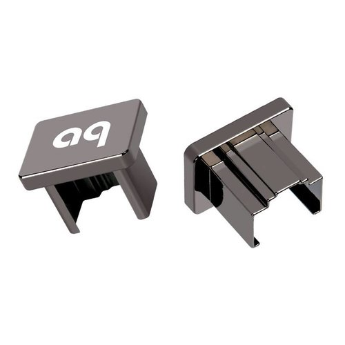 AudioQuest RJ45 Noise-Stopper Caps (4 Stuks)
