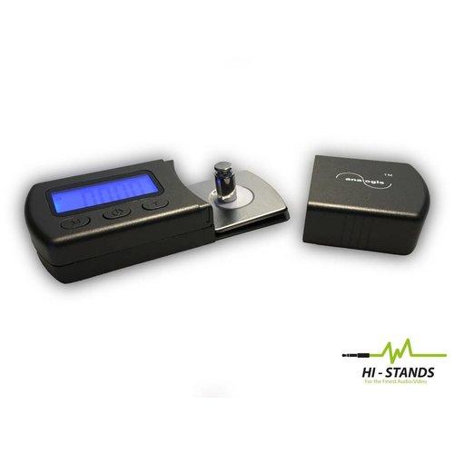 Tonar Stylus pressure gauge