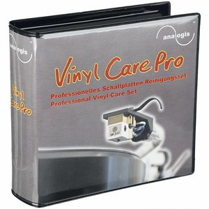 Analogis Vinyl Care Pro Set
