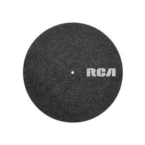 RCA Plattentellerauflage Filz