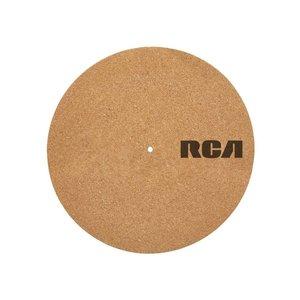 "RCA Draaiplateaumat kurk 12"""