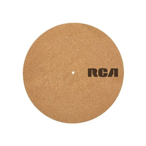 RCA Cork turntable mat