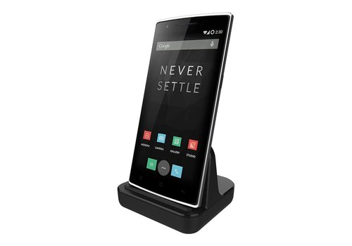 OPPRO Docking Zwart OnePlus One/X Micro USB