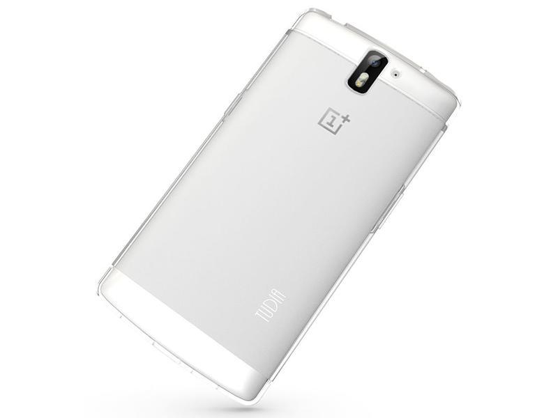 Tudia Lite Case Transparant OnePlus One