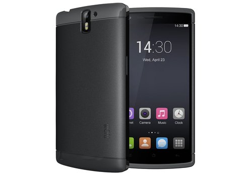 Tudia Lite Case Black OnePlus One
