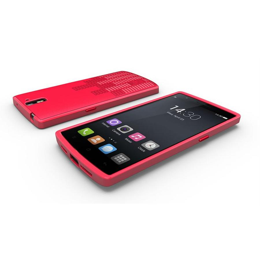 Melody Case Roze OnePlus One