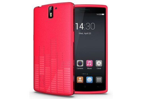 Tudia Melody Case Roze OnePlus One