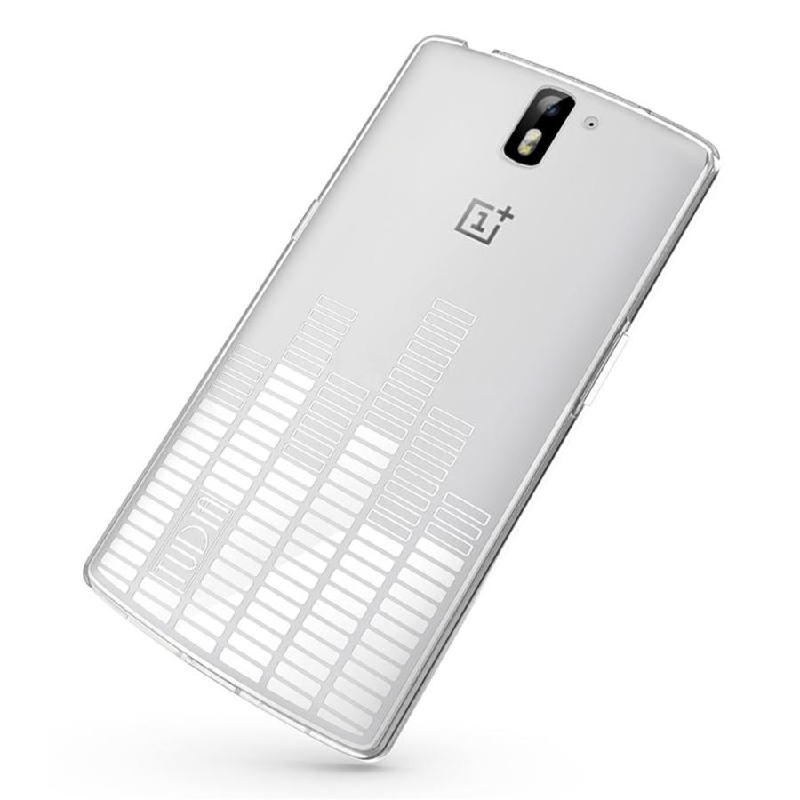 Melody Case Transparant OnePlus One