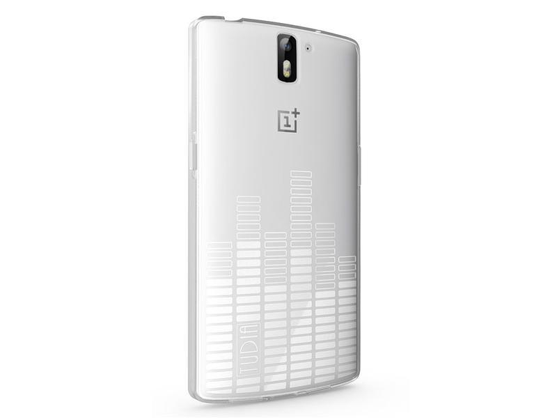 Tudia Melody Case Transparant OnePlus One