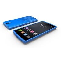 Melody Case Blauw OnePlus One