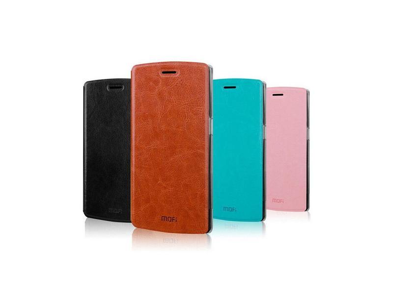 MOFI Flip Case Zwart OnePlus One