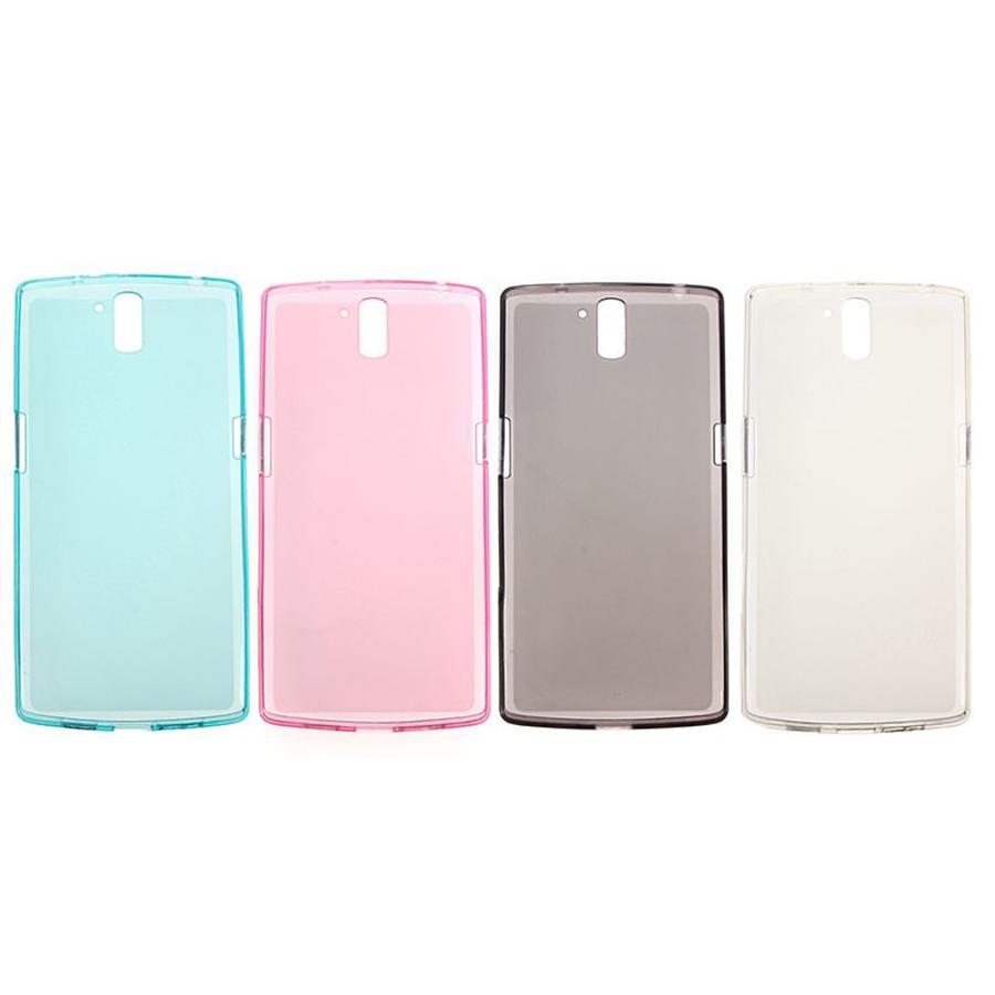 Silicone Hoesje Blauw OnePlus One
