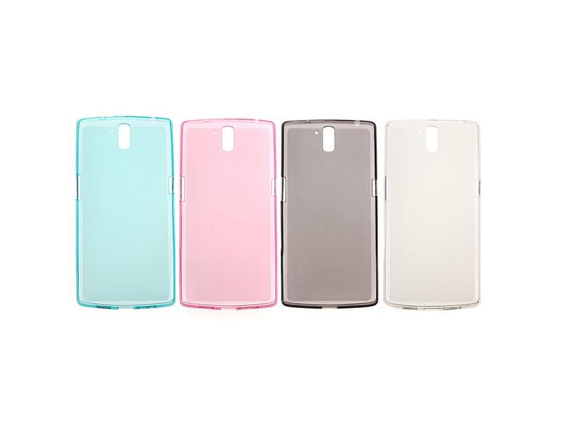 OPPRO Silicone Cover Wit OnePlus One