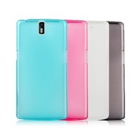 Silicone Cover Roze OnePlus One
