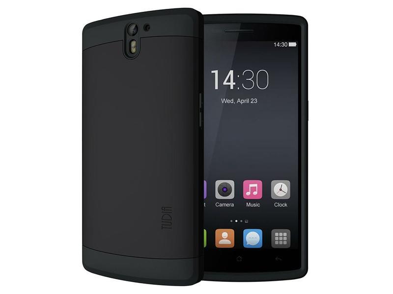 Tudia Cygen Case Mat Zwart OnePlus One