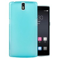 Silicone Cover Blue OnePlus One