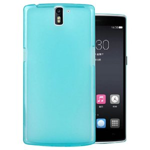 OPPRO Silicone Hoesje Blauw OnePlus One