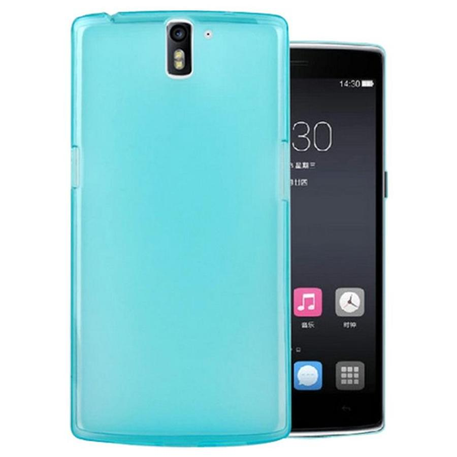 Silicone Cover Blauw OnePlus One