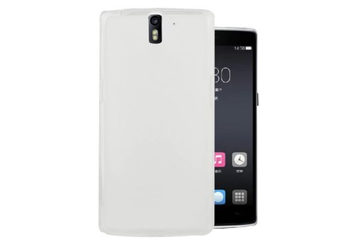 OPPRO Silicone Cover White OnePlus One