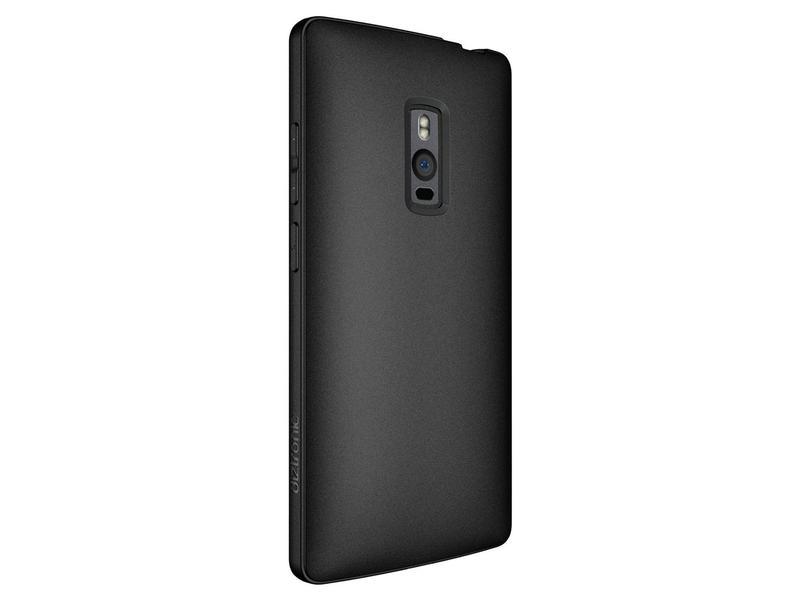 Diztronic TPU Case Zwart OnePlus Two