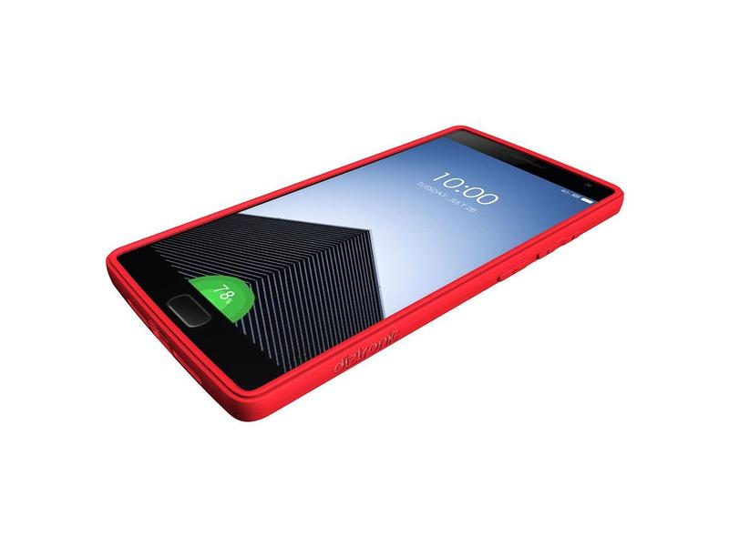 Diztronic TPU Case Rood OnePlus Two