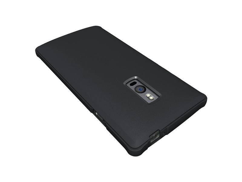 Diztronic Ultra TPU Case Zwart OnePlus Two