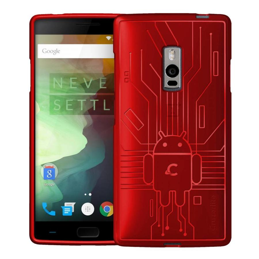 Bugdroid Circuit Case Rood OnePlus Two