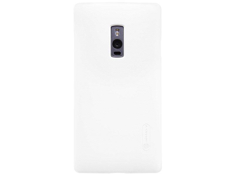 Nillkin Frosted Shield Wit OnePlus Two
