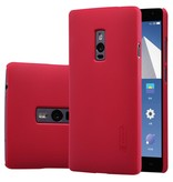 Nillkin Frosted Shield Rood OnePlus Two