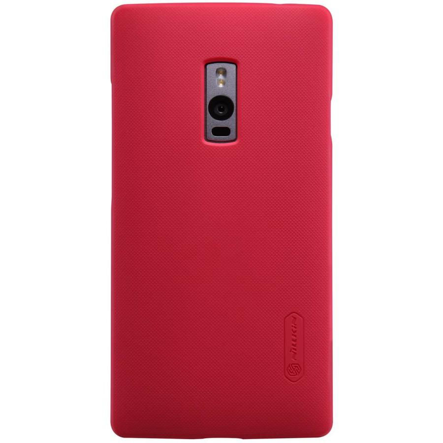 Frosted Red Shield OnePlus Two
