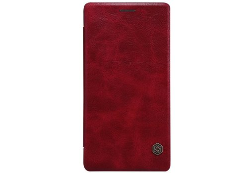 Nillkin Qin Flip Case Two Red OnePlus
