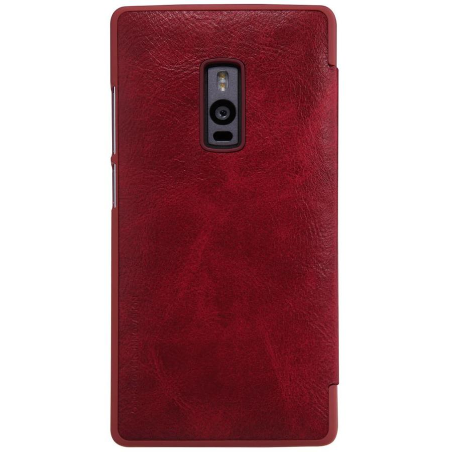 Qin Flip Case Two Red OnePlus