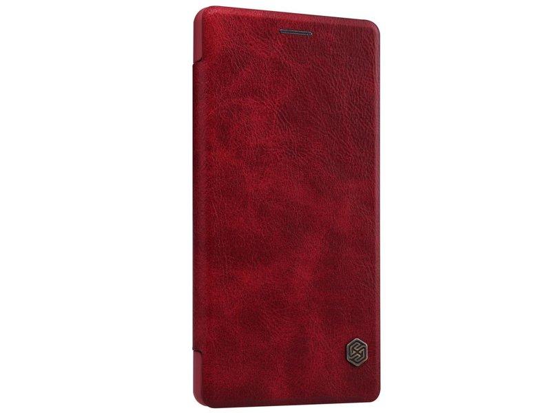Nillkin Qin Flip Case Rood OnePlus Two