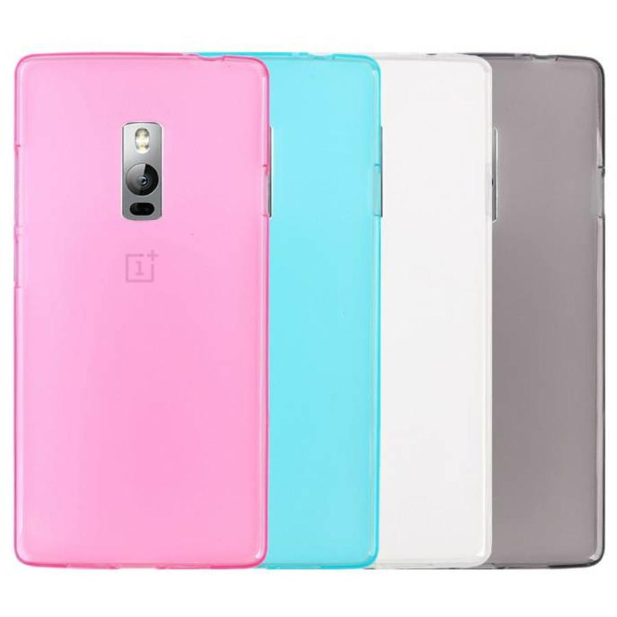 Silicone Case Roze OnePlus Two