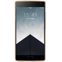 TPU Case Transparent Brown OnePlus Two